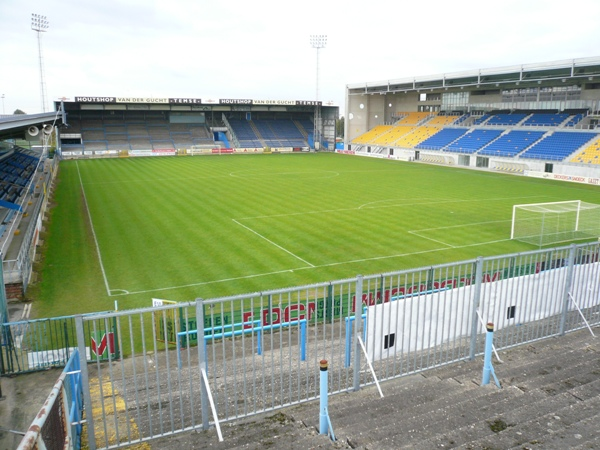 Freethiel-Stadion, Beveren-Waas