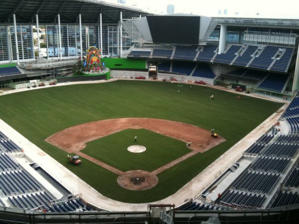 Marlins Park, Miami, Florida