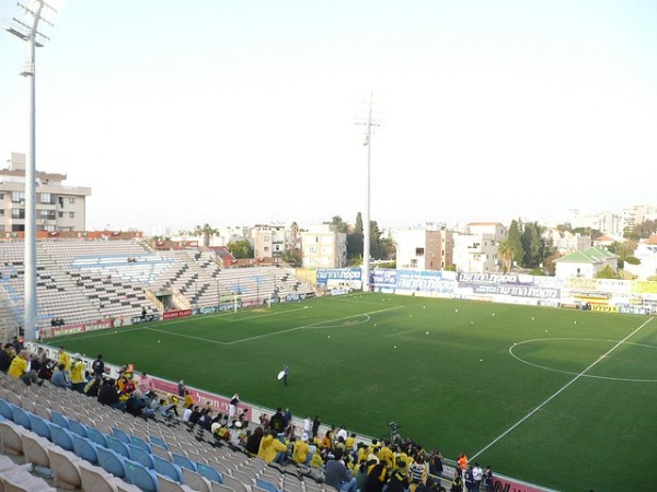 Shar-Tov Stadium, Netanya