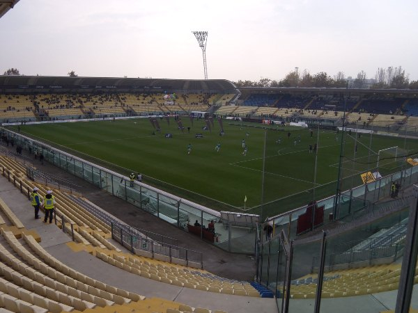 Stadio Alberto Braglia, Modena