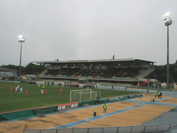 Stadio Olimpico Carlo Zecchini, Grosseto