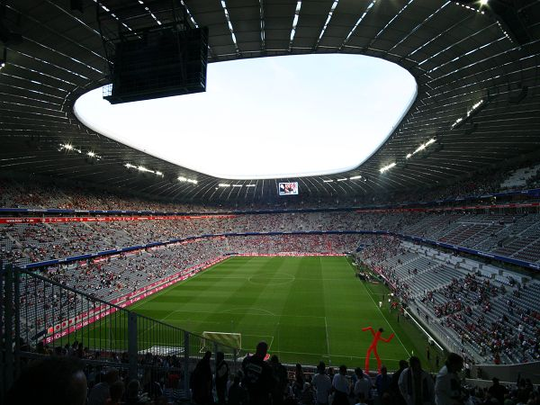 Allianz-Arena, Mnchen