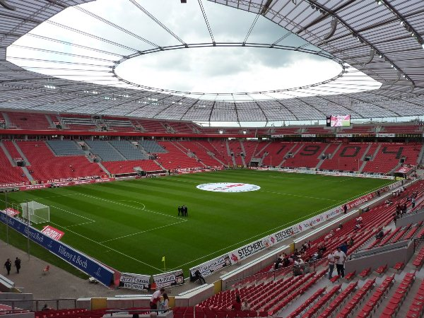 BayArena, Leverkusen