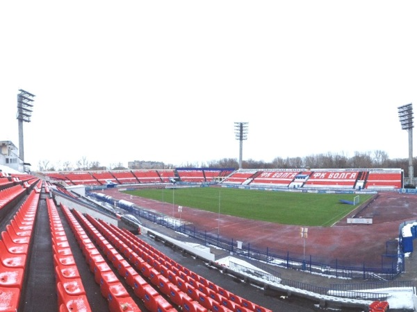 Stadion Lokomotiv, Nizhniy Novgorod