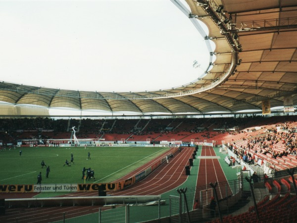 Mercedes-Benz-Arena, Stuttgart