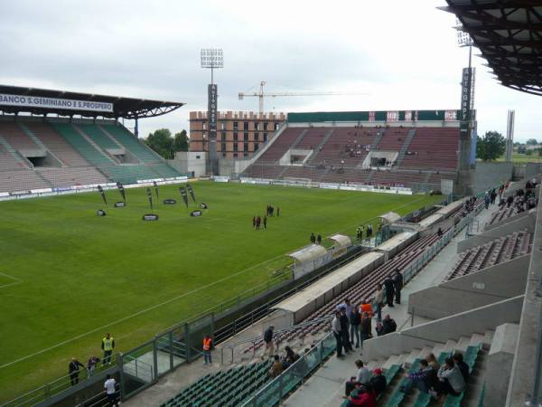 Stadio Citt del Tricolore, Reggio Emilia