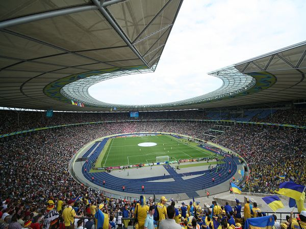 Olympiastadion Berlin, Berlin