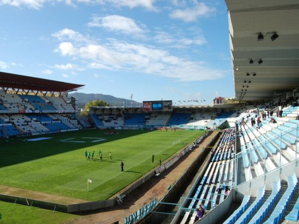 Estadio de Balados, Vigo