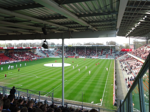 Stadion der Freundschaft, Cottbus