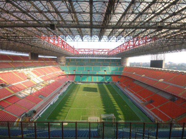 Stadio Giuseppe Meazza, Milano