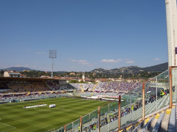 Stadio Artemio Franchi, Firenze
