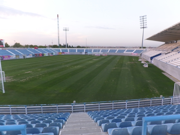 Estadio Municipal de Butarque, Legans