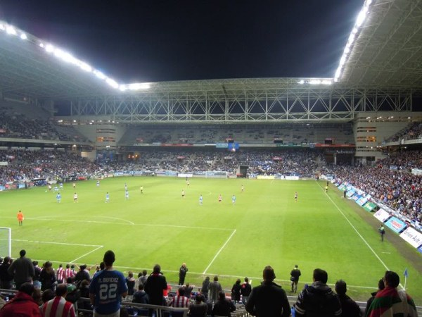 Estadio Nuevo Carlos Tartiere, Oviedo