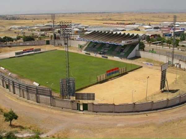 Estadio Prncipe Felipe, Cceres