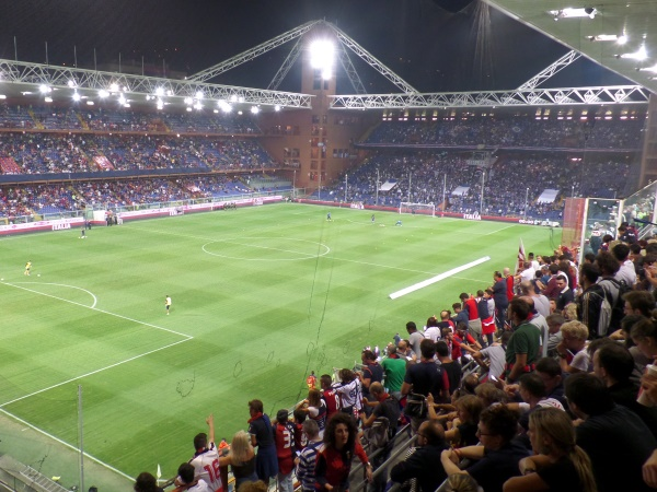 Stadio Comunale Luigi Ferraris, Genova
