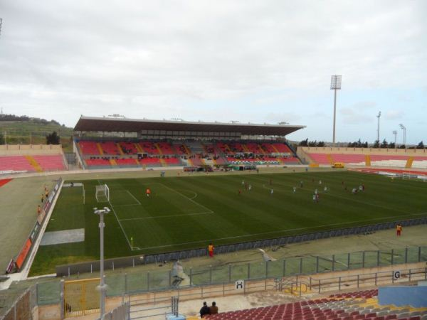 Ta'Qali National Stadium, Ta'Qali