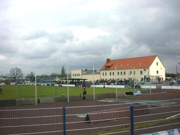 Heinrich-Germer-Stadion, Magdeburg