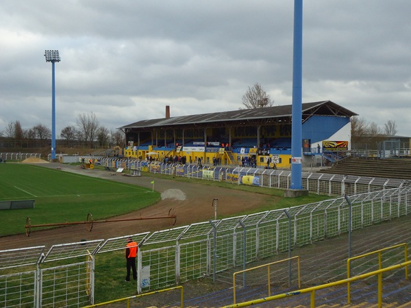 Bruno-Plache-Stadion, Leipzig