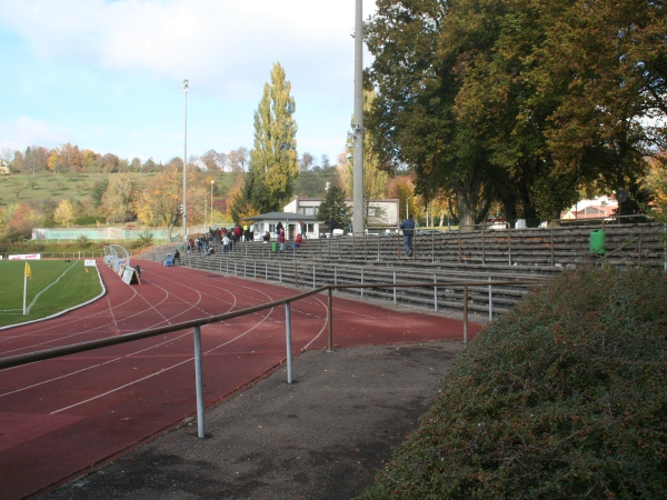Schnebrgstadion, Crailsheim