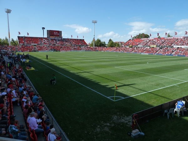 Hindmarsh Stadium, Adelaide