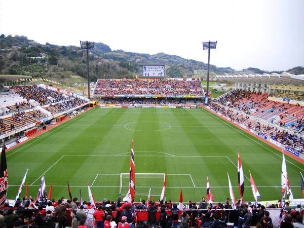 Outsourcing! Stadium Nihondaira, Shizuoka