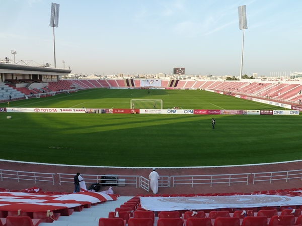 Grand Hamad Stadium, ad-Dha (Doha)