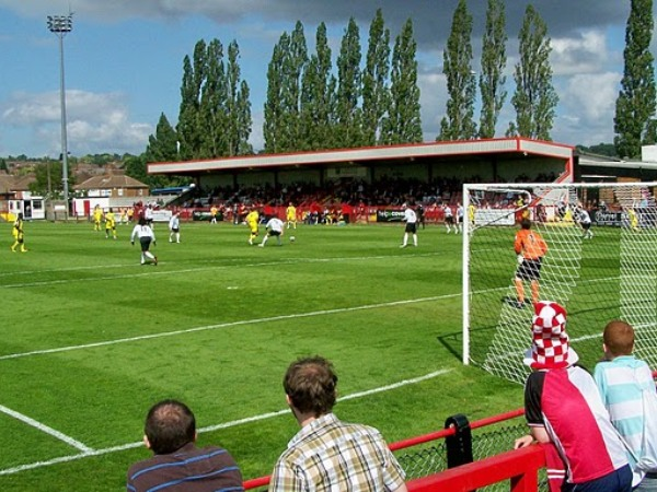 Meadow Park, Borehamwood, Hertfordshire