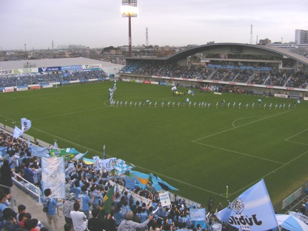 Yamaha Stadium, Iwata