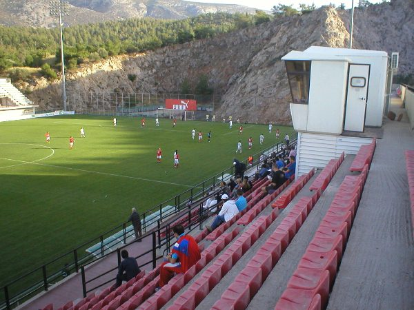 Stadio Kaisarianis Michalis Kritikopoulos, Athna (Athens)