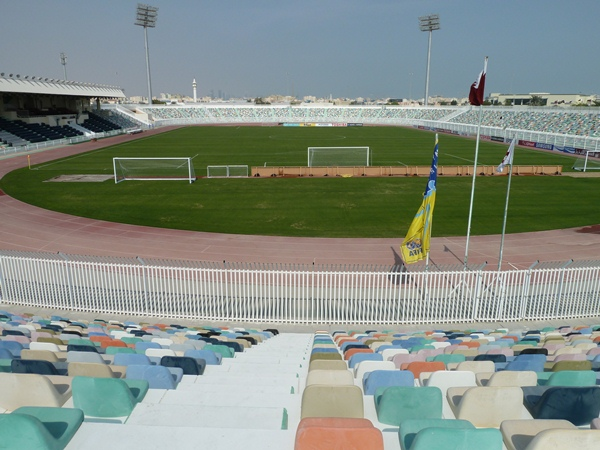 Hamad bin Khalifa Stadium, ad-Dha (Doha)