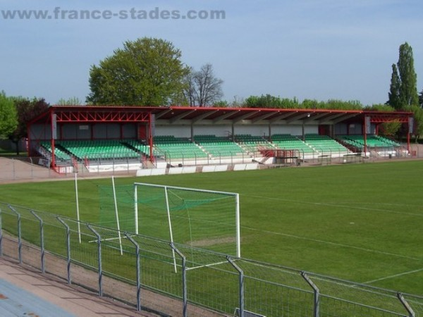 Stade des Alouettes, Montceau-les-Mines