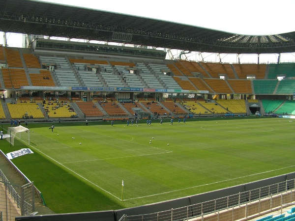 Munsu Cup Stadium, Ulsan