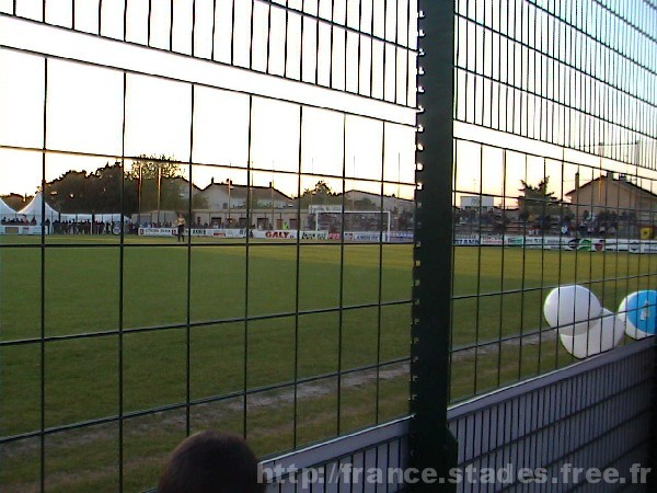 Stade Muncipal de Péronnas