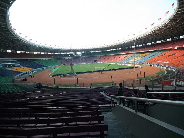 Stadion Utama Gelora Bung Karno, Jakarta