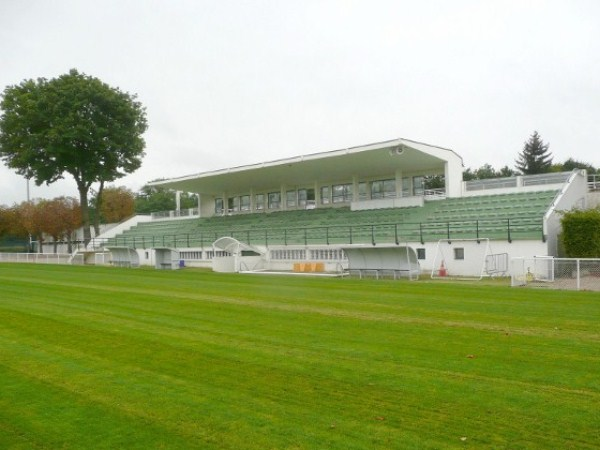 Stade Municipal Georges Lefvre, Saint-Germain-en-Laye