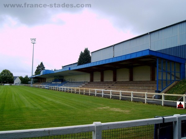 Stade du Faubourg de Verdun, Pontivy