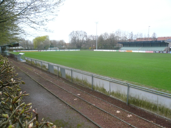 Gemeentelijk Sportstadion, Diegem