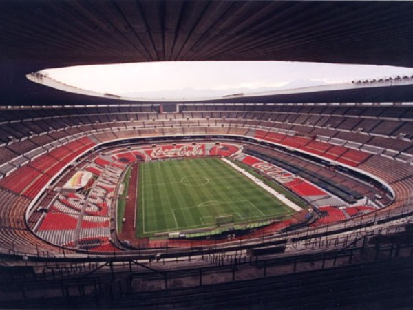 Estadio Azteca, Coyoacn, Ciudad de Mxico (D.F.)