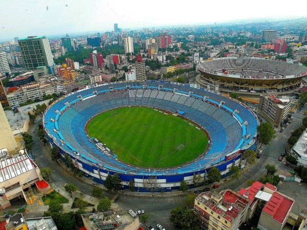 Estadio Azul, Ciudad de Mxico (D.F.)