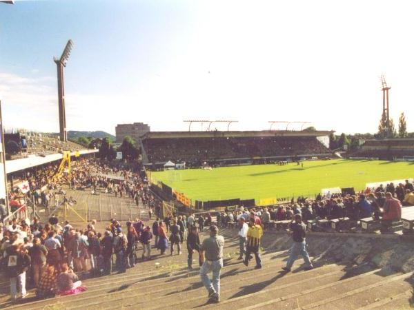 Wankdorfstadion, Bern