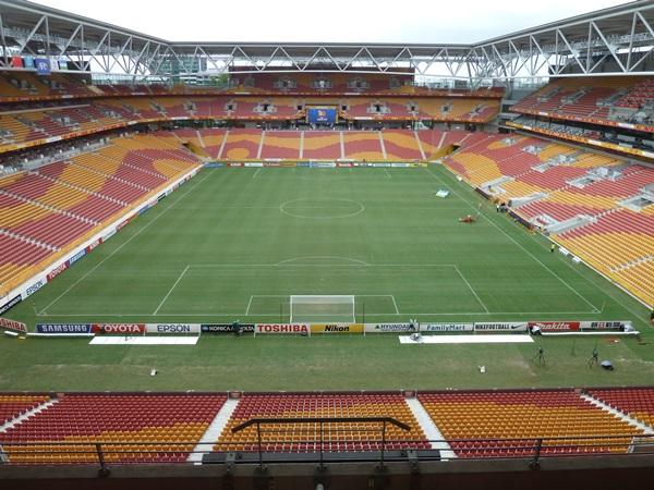 Suncorp Stadium, Brisbane