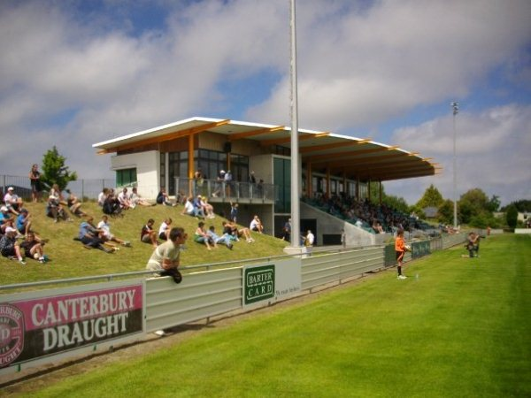 ASB Football Park, Christchurch