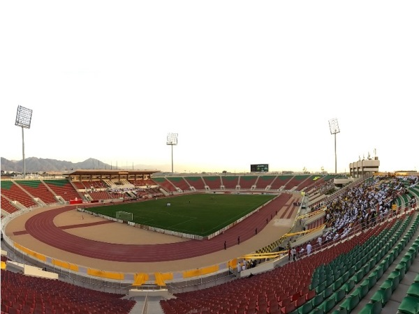 Sultan Qaboos Sport Complex, Masqa (Muscat)