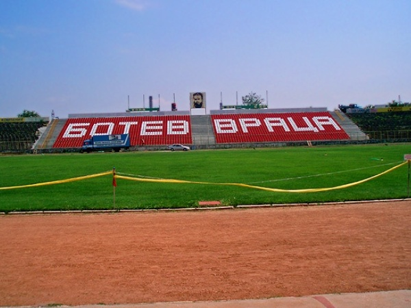 Stadion Hristo Botev, Vratsa