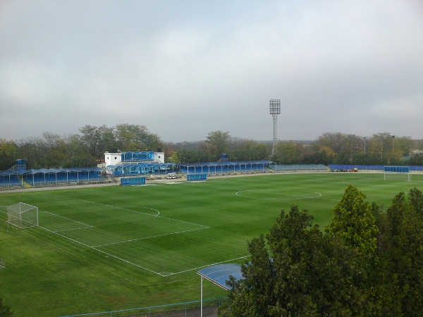 Gradski stadion, Kavarna