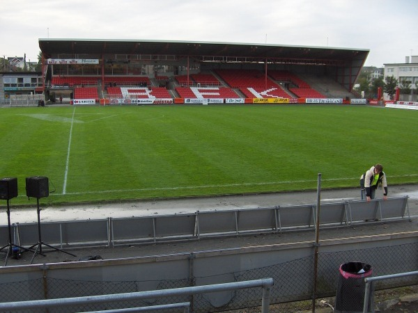 Bryne Stadion, Bryne