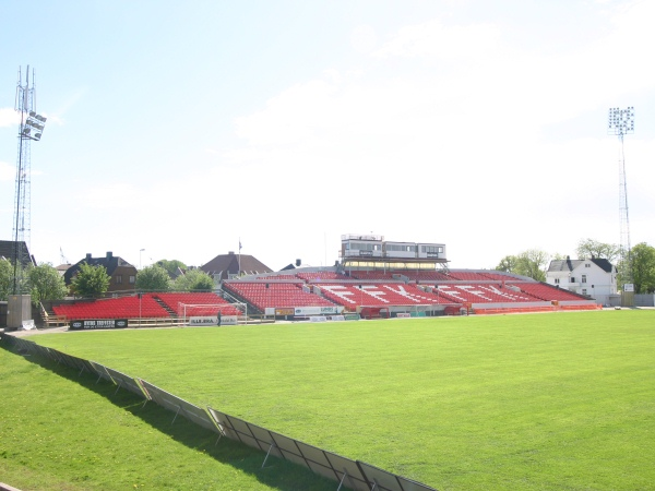 Fredrikstad Stadion, Fredrikstad