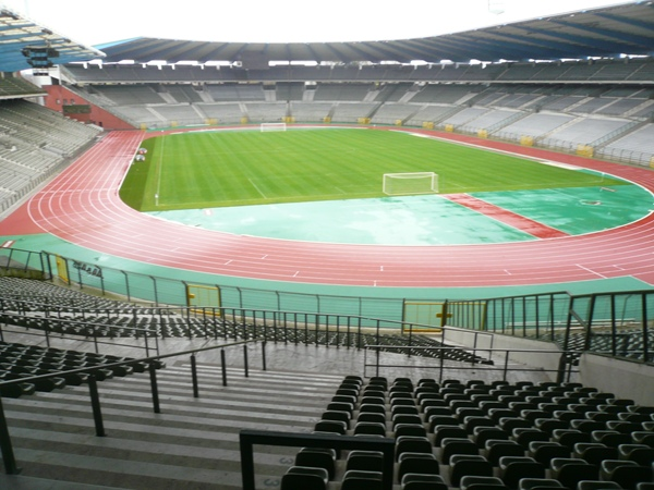 Stade Roi Baudouin, Bruxelles (Brussel)