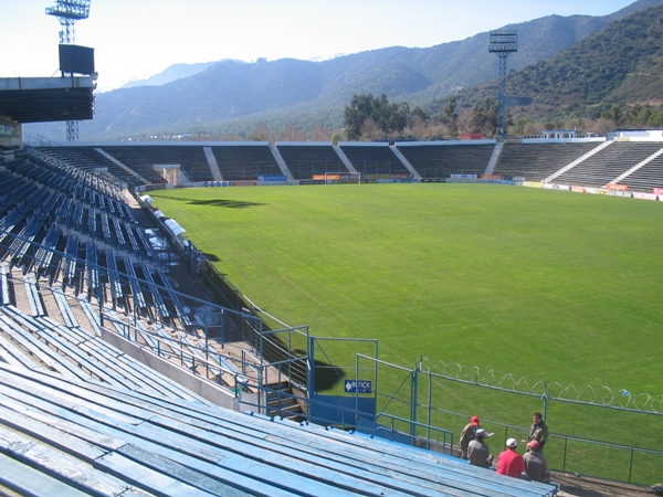 Estadio San Carlos de Apoquindo, Santiago de Chile