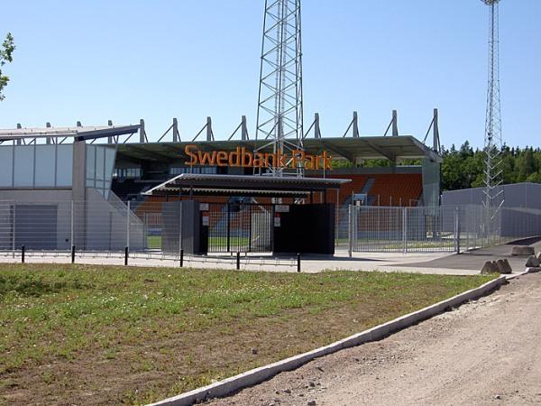 swedbank park västerås